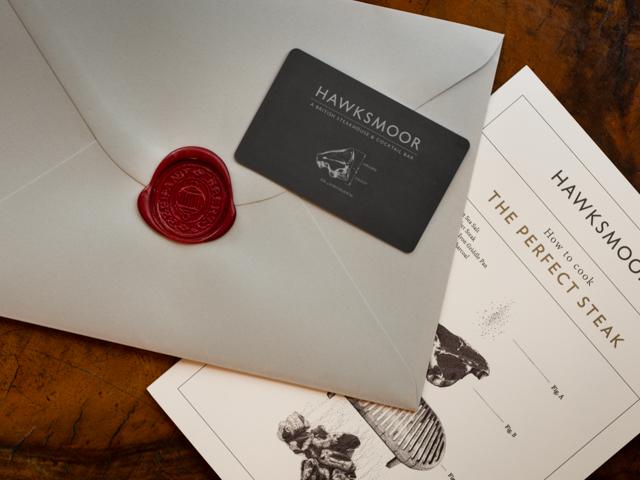Hawksmoor Gift Card