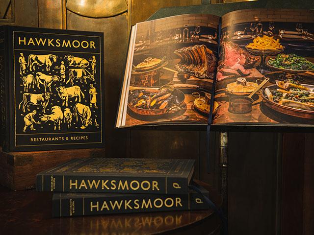Hawksmoor Book